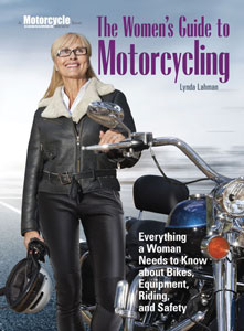 Women's Guide to Motorcycling Book